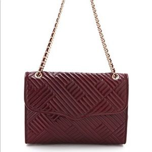 Rebecca Minkoff Large Line Quilted Affair Bag